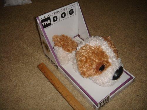 The Dog Shih Tzu Stuffed Animal - 1