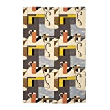 V&A 'Mugs' Tea Towel||||RNWIT||AFTYM