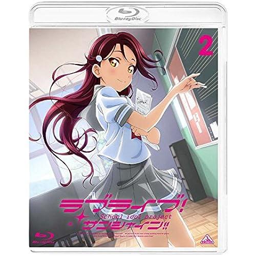 러브 라이브 선샤인 Blu-ray 2 (통상판)