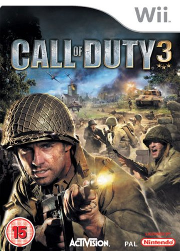 CALL OF DUTY 3 (WII) [IMPORT ANGLAIS] [JEU WII]