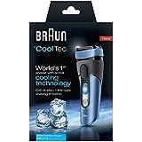 BRAUN CoolTec CT4s Wet & Dry Elektrorasierer mit aktiver Kühltechnologie