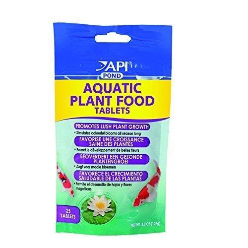 api-185a-pond-care-aquatic-plant-food-25-tablets-new