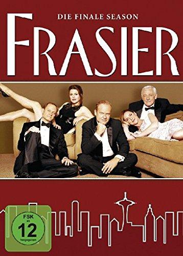 Frasier - Season 11 [4 DVDs]
