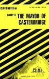 img - for The Mayor of Casterbridge (Cliffs Notes) book / textbook / text book