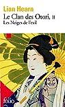 Le Clan des Otori, tome 2 : Les Neiges de l'exil par Hearn