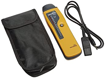 "GE Protimeter BLD2000 Mini Moisture Meter, LED Display, 6 to 90% Range, 9 V Power, 7-1/64"" Length x 1-29/32"" Width x 1.09"" Height"