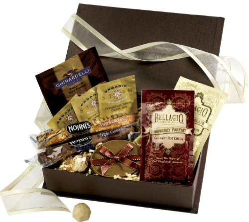 Broadway Basketeers Gift Box, Gourmet Chocolate