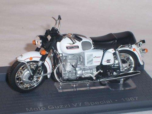 moto Guzzi V7 V 7 Special 1967 Weiss 1/24 Altaya By ixo Modellmotorrad Modell Motorrad SondeRangebot