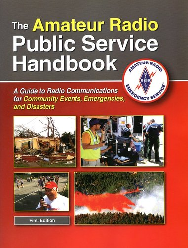 The Amateur Radio Public Service Handbook087259517X : image
