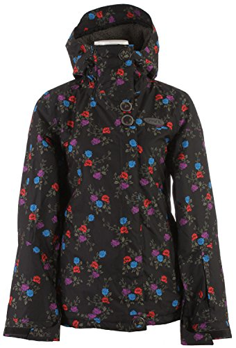 Dakine Women's Kaitlin Jacket, Annabelle Black, Medium
