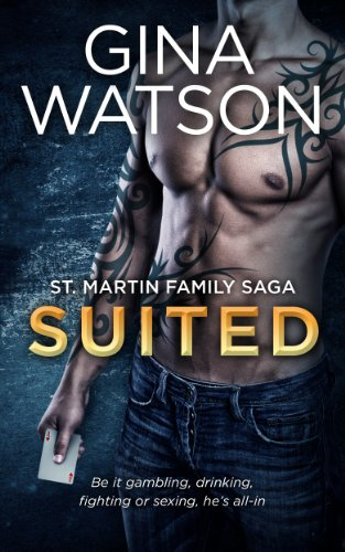 Suited (Erotic Romance) (St. Martin Family Saga #4) by Gina Watson