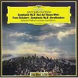 ドヴォルザーク:交響曲第9番「新世界より」、シューベルト:交響曲第8番「未完成」