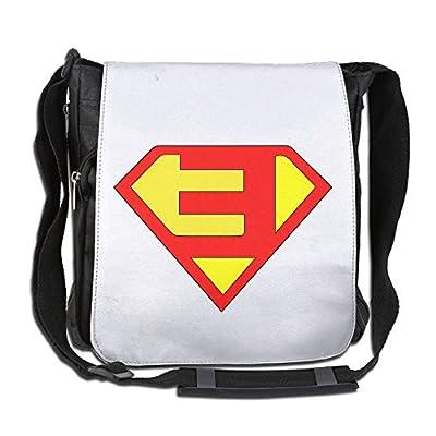 Eminem Super E Logo Crossbody Shoulder Bag