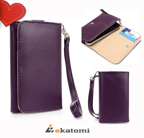 Women's On-the-go Travel Wrist-let Wallet Clutch
