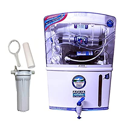 Aqua Natural R O Water Purifiers 12 ltr 14 stage RO+UV+UF+TDS