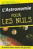 echange, troc Stephen P. Maran, Pascal Bordé - L'Astronomie pour les Nuls