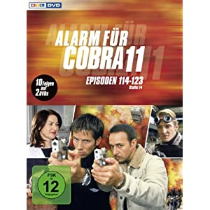 Alarm für Cobra 11 - die Autobahnpolizei: Staffel 14 [2 DVDs]