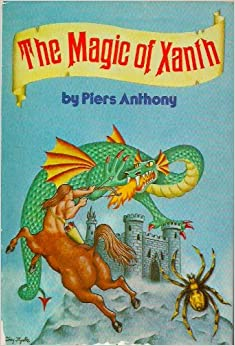 The Magic of Xanth: A Spell for Chameleon; The Source of