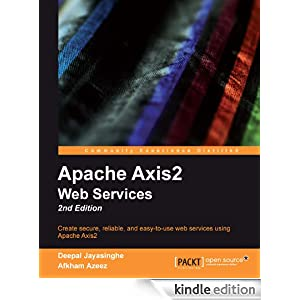 Apache Axis2 Web Services 2nd Edition 2011 PDF eBook