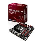 ASUS Maximus IV Gene-Z – LGA 1155 – Z68 – Republic of Gamer Series – mATX Intel Z68 Micro ATX DDR3 2200 Motherboards