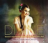 Divine - Romanian songs from the repertoire of Maria Tanase (1913-1963)