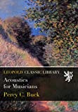 img - for Acoustics for Musicians book / textbook / text book