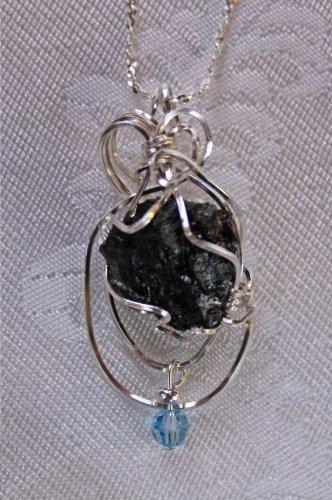 Titanic Coal Petite Jewelry Aquamarine