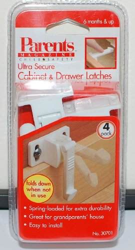Drawer Safety Latches front-587870