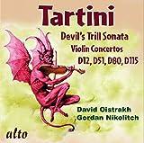 Devil\'s Trill Sonata / Violin Concertos D12 & D51