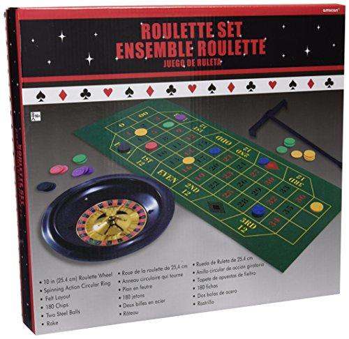 Amscan Casino Roulette de