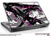 Medium Laptop Skin - Abstract 02 Pink