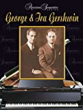 American Songwriters Series: George & Ira Gershwin Piano Vocal And Chords Book