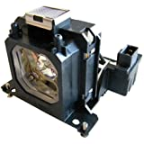 Sanyo PLV-Z700 Projector Lamp with Housing by Eurolamps