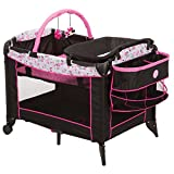 Disney Sweet Wonder Play Yard, Garden Delight, Minnie