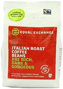Equal Exchange Organic Italian Blend Coffee 500 g