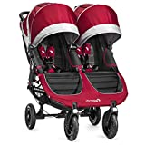 Baby Jogger City Mini GT Double Stroller (Crimson)