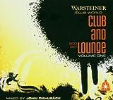 echange, troc John Dahlback - Warsteiner Club & Lounge Vol.1