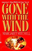 Gone with the Wind by Margaret Mitchell cover image