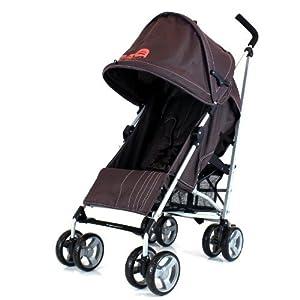 Zeta Vooom Stroller (Hot Chocolate) from Zeta