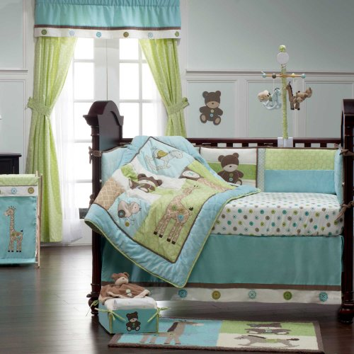 Stunning  Piece Baby Crib Bedding Set
