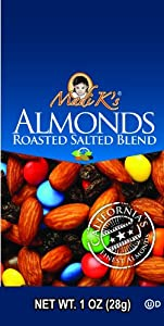 Madi Ks Roasted Almond Blend 1-ounce Bags Pack Of 48 from Madi K's