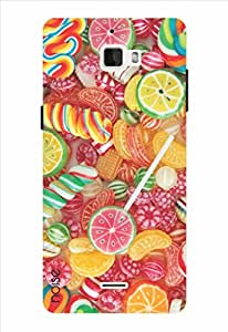 Noise Candy Pops Printed Cover for Coolpad Dazen 1