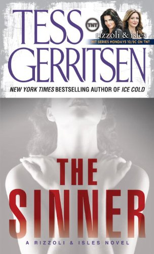 The Sinner (Jane Rizzoli, Book 3)
