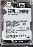 Western Digital 320 GB WD Black SATA III 7200 RPM 16 MB Cache Bulk/OEM Notebook Hard Drive WD3200BEKX