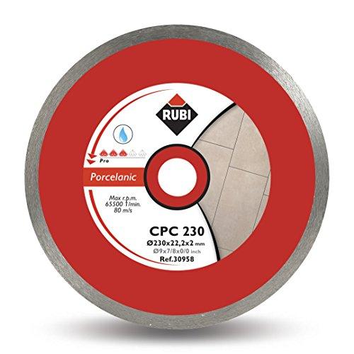CPC2 Continuous Diamond Blade Size: 7