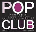 Le Pop Club : Jos� Artur re�oit Georg...