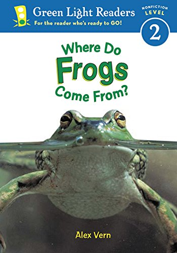 Where Do Frogs Come From? (Green Light Readers Level 2) front-999649