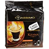 Carte Noire Kenya T Discs for Tassimo Coffeemakers 16 Count Packages  Pack o