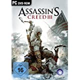 "Assassin's Creed 3 (100% uncut)von ""Ubisoft"""