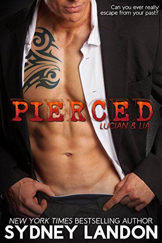 Book: Pierced (Lucian & Lia Book 1) by Sydney Landon